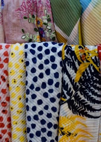 Pañuelos, Fulares y Bufandas