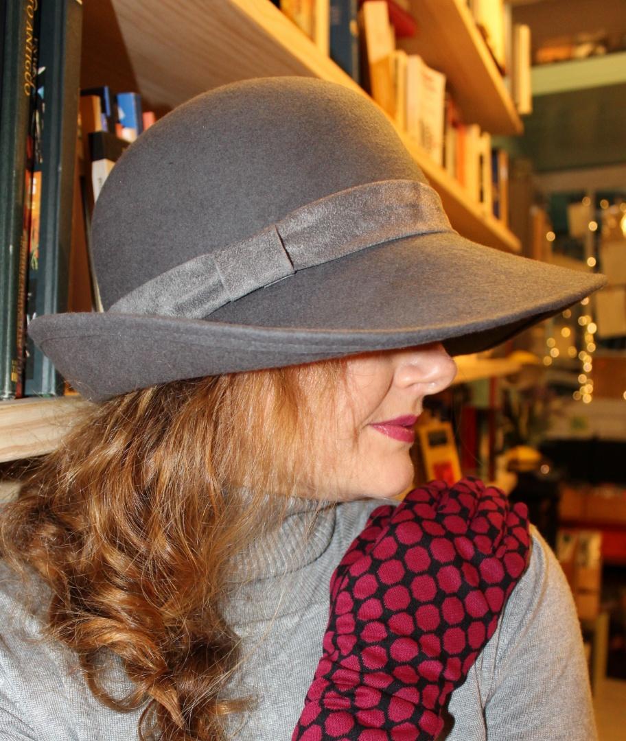 Sombrero fieltro