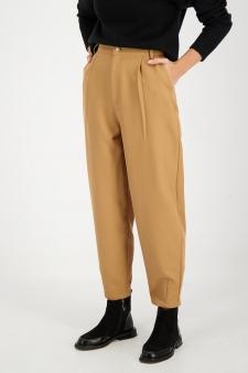 Pantalón slouchy pinzas