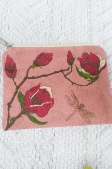 Monedero Magnolias