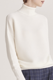 Jersey Ribbed c/vuelto