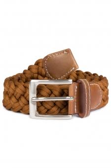 Cinturón cuerda trenzada Mogambo